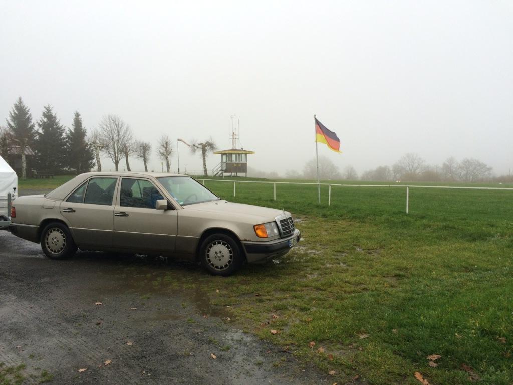 EDGF in the mist
