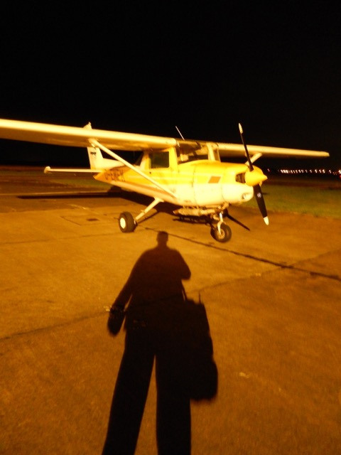 Night Flight D-EMFM