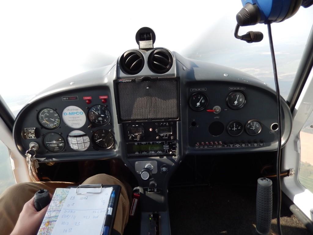 D-MPCO cockpit